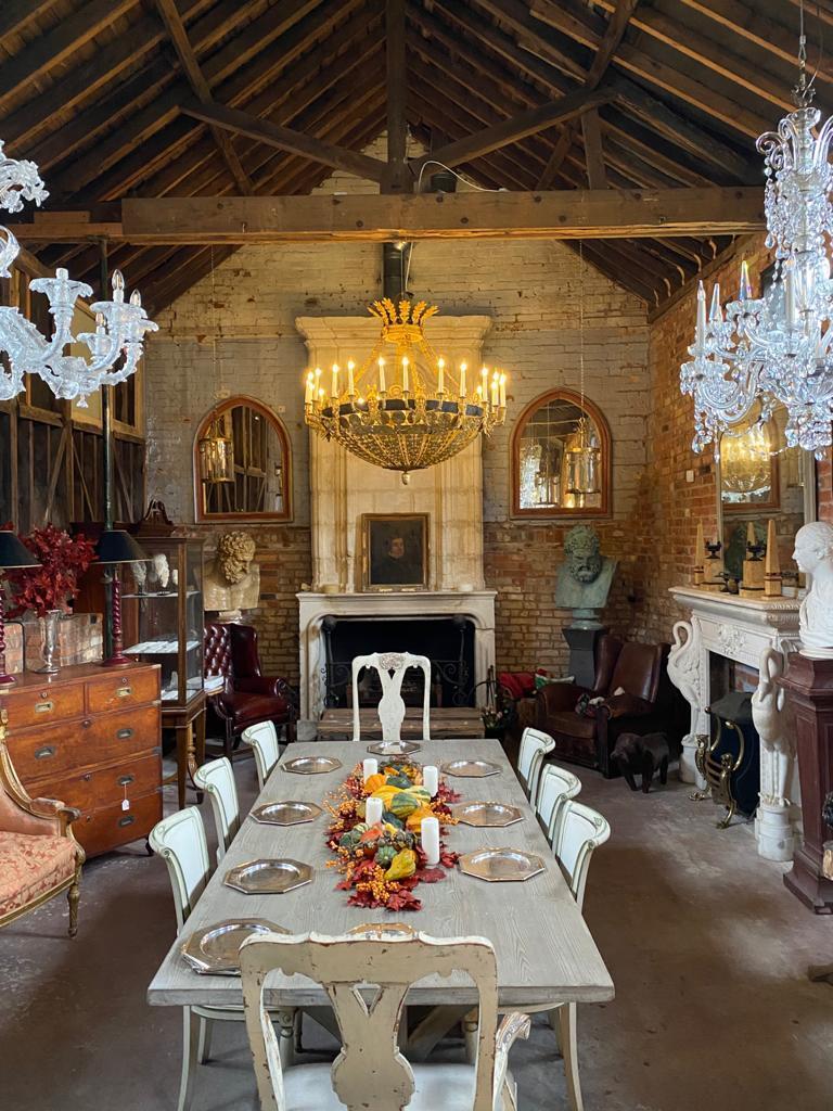 Cubbit Antique fireplaces in Bagshot, Surrey