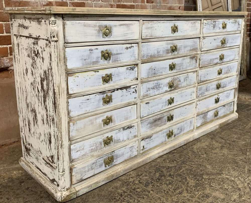 Early 20th century drawers
