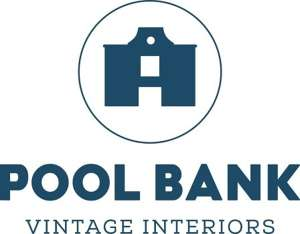 Pool Bank Vintage Interiors