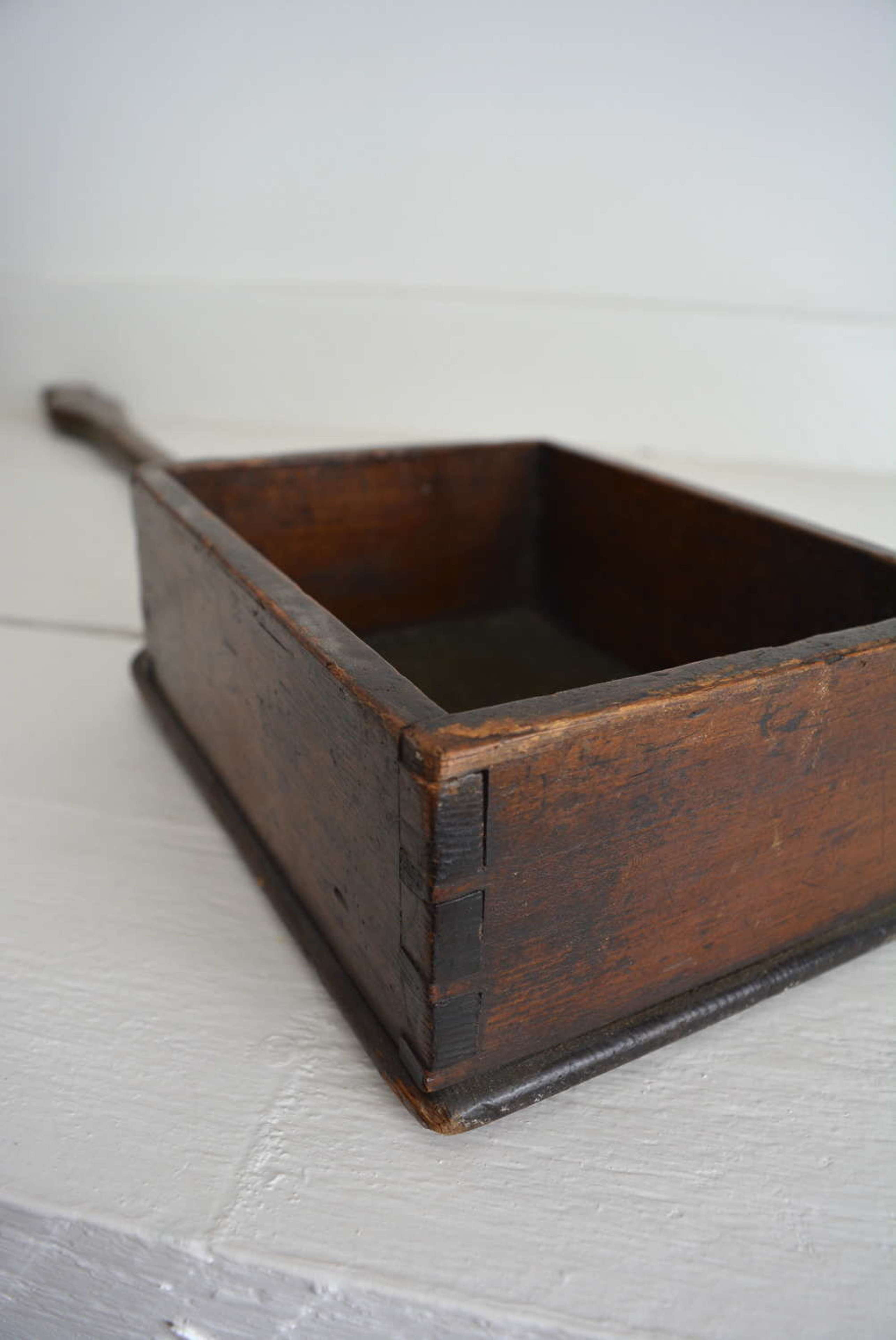 LATE 19TH CENTURY CHURCH COLLECTION BOX