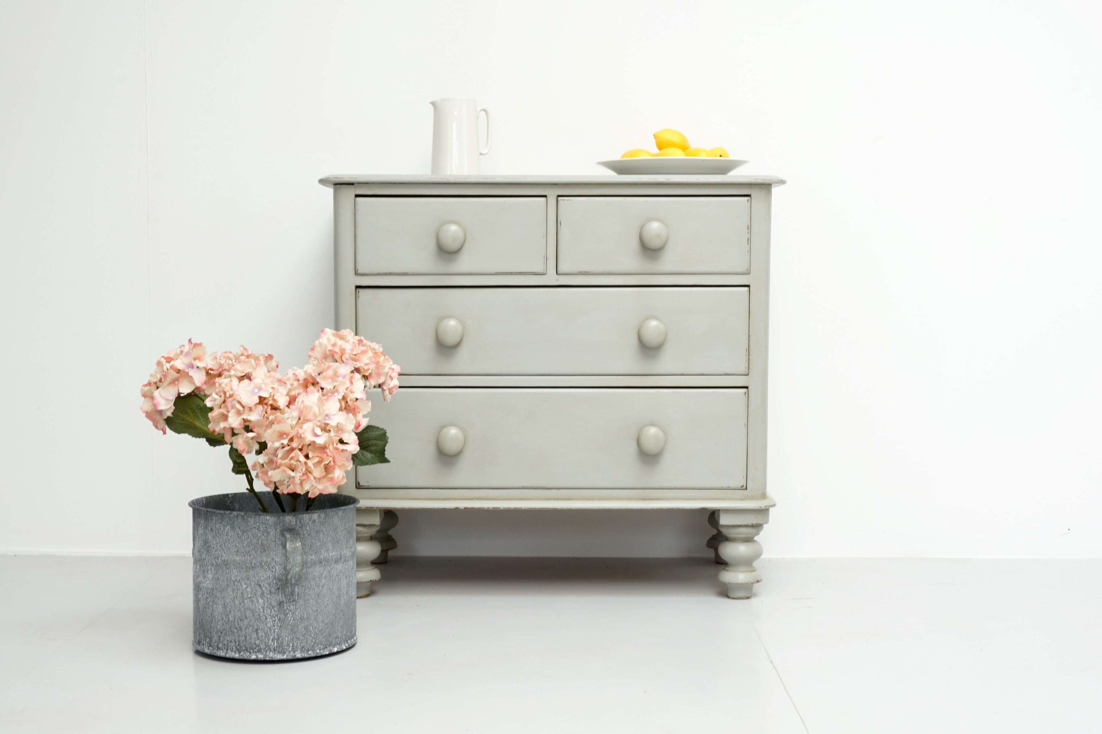 Painted Chest of Drawers