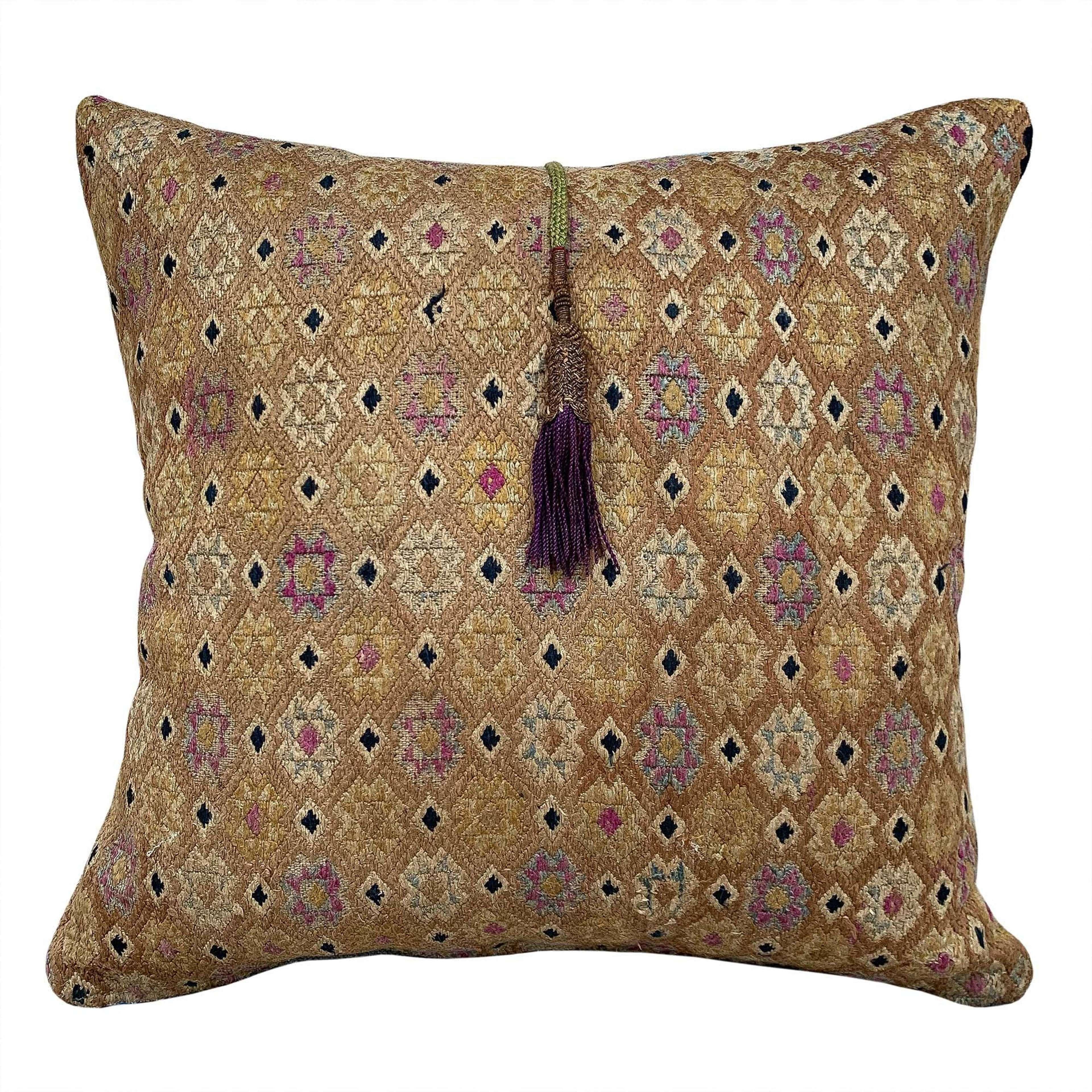 Exquisite C19 Buyi textile cushion