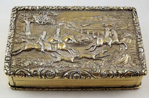 English Hunting scenery box for collection English hunting scene,Vintage hunting box beebscloset