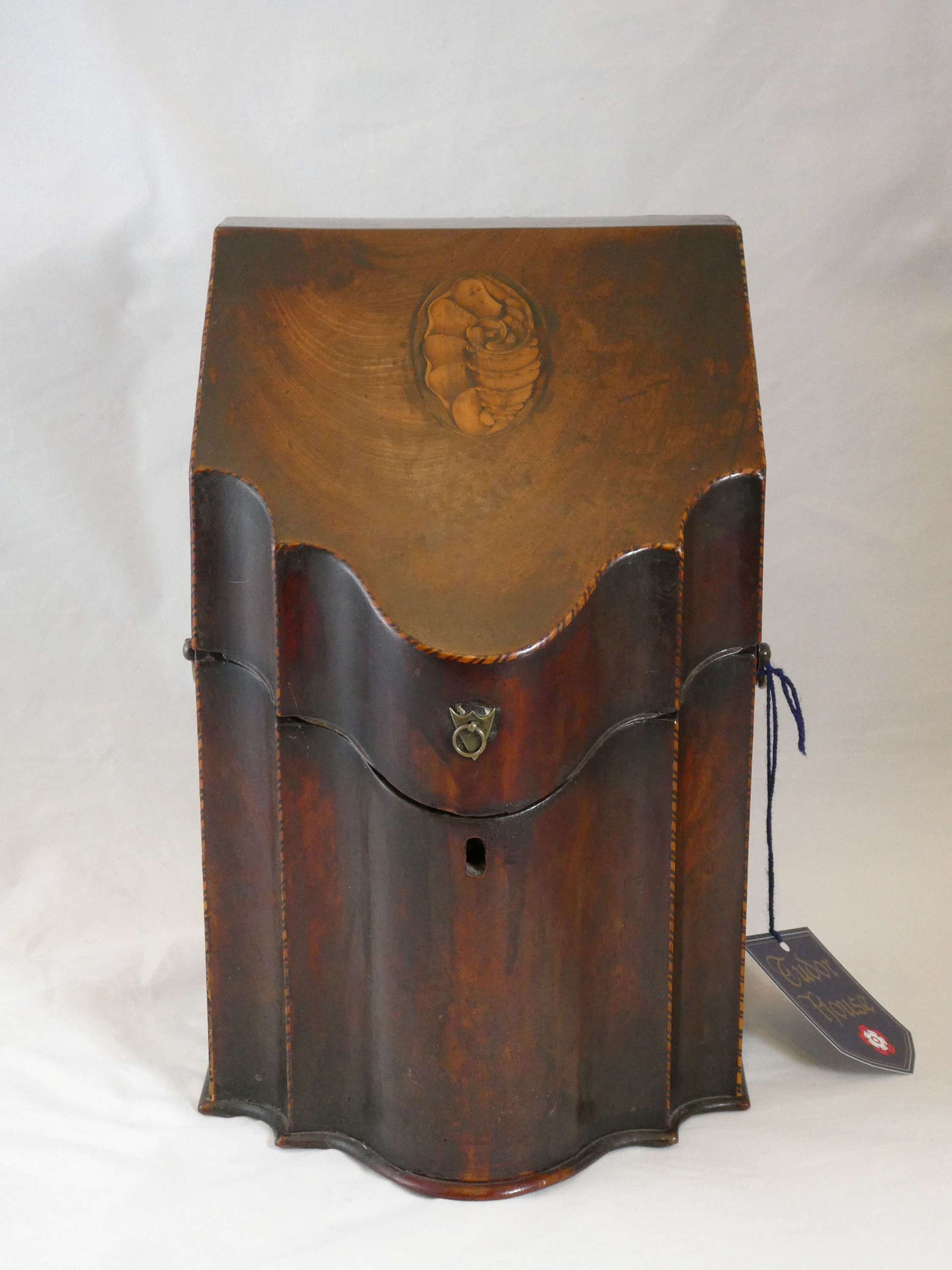 Georgian Knife Box