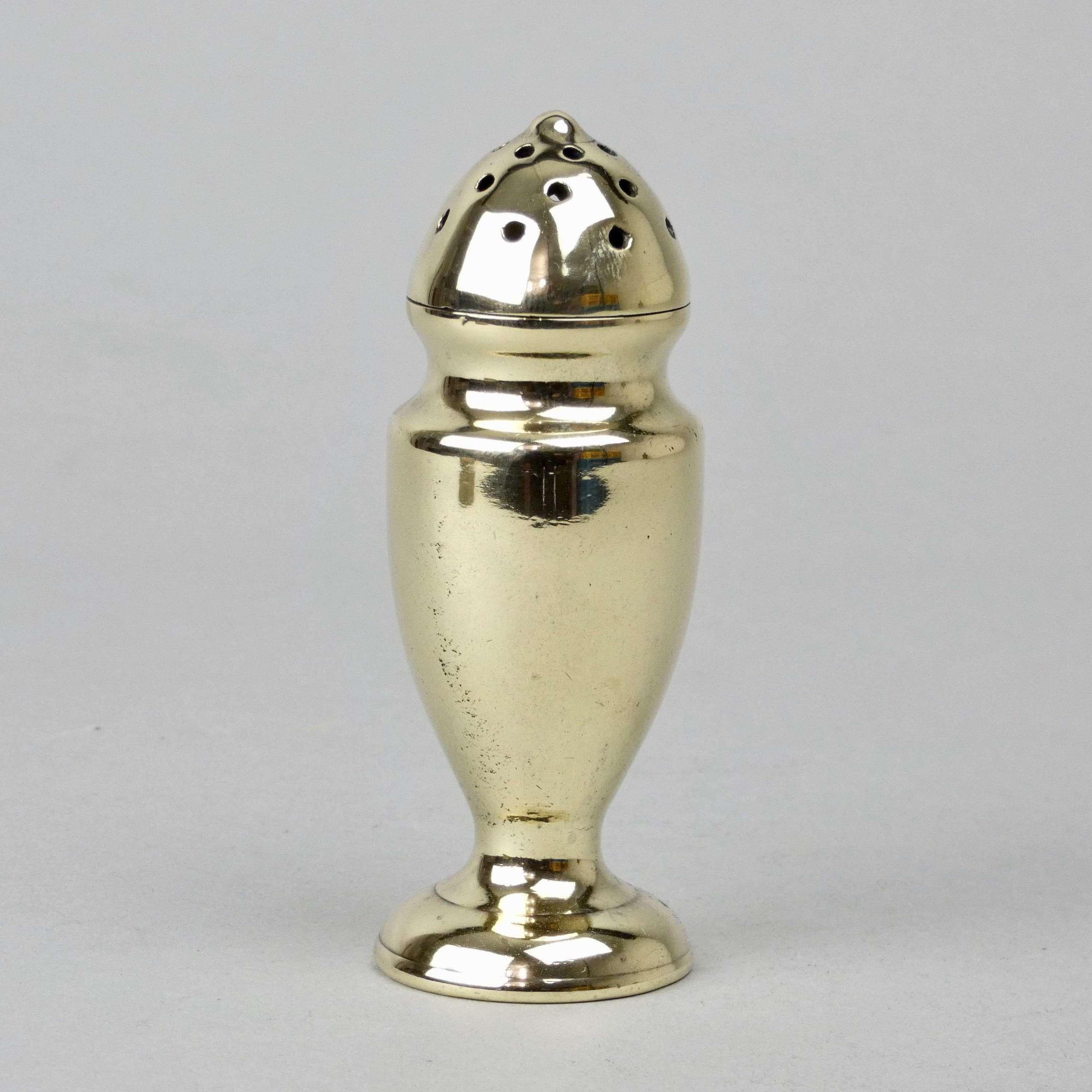 Georgian Brass Caster