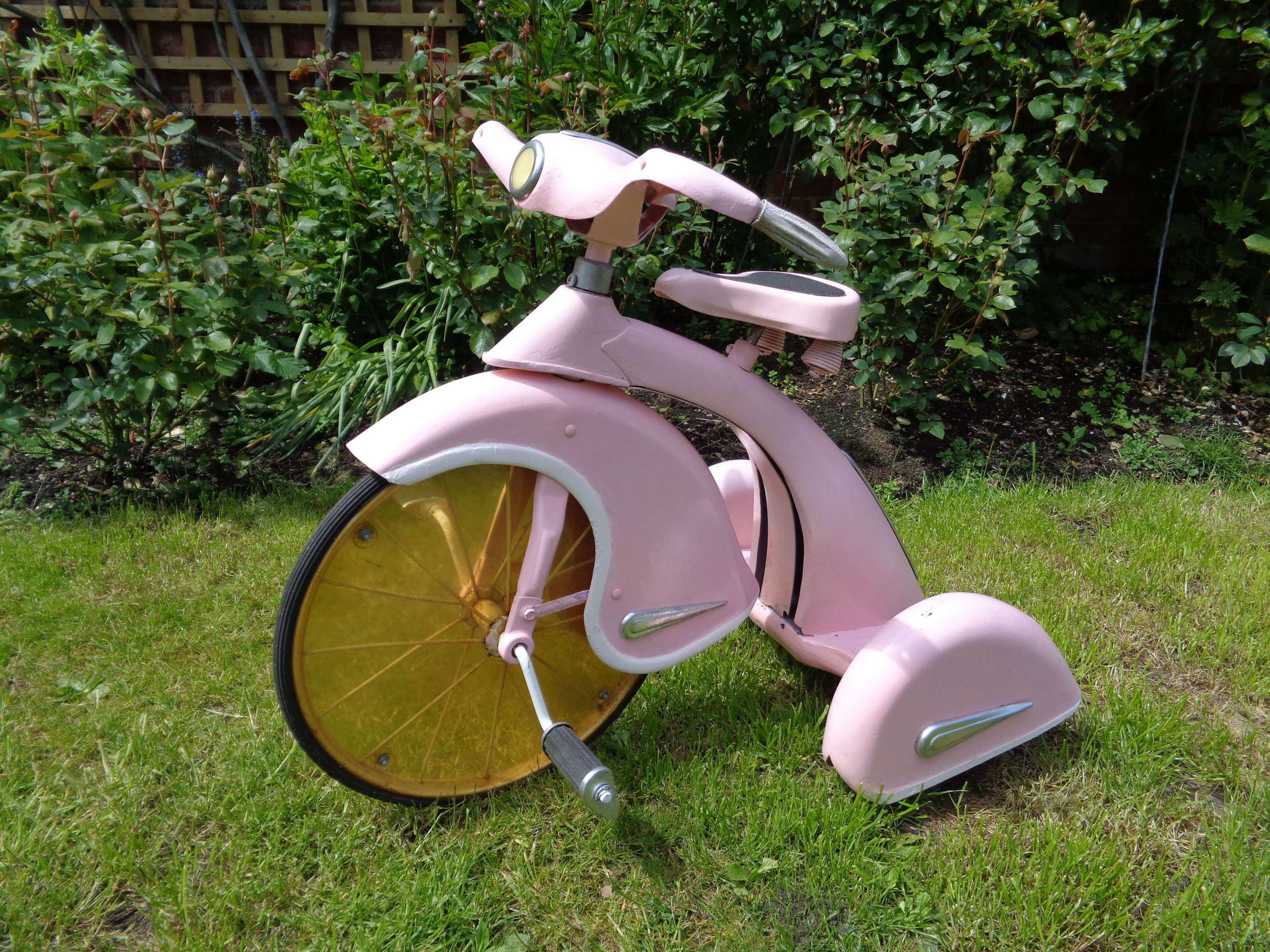 Vintage 'Sky King Tricycle'