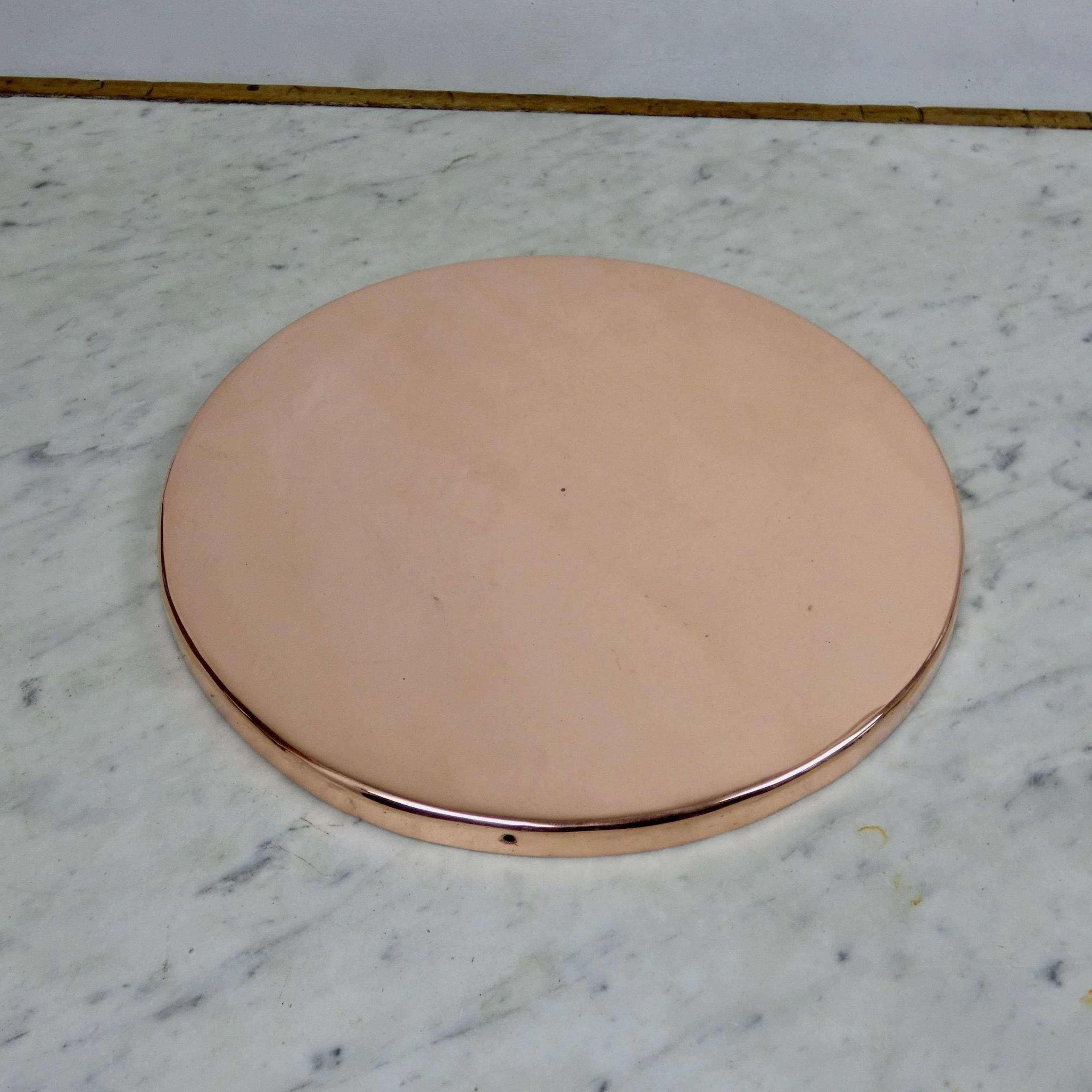 Copper baking sheet or tray