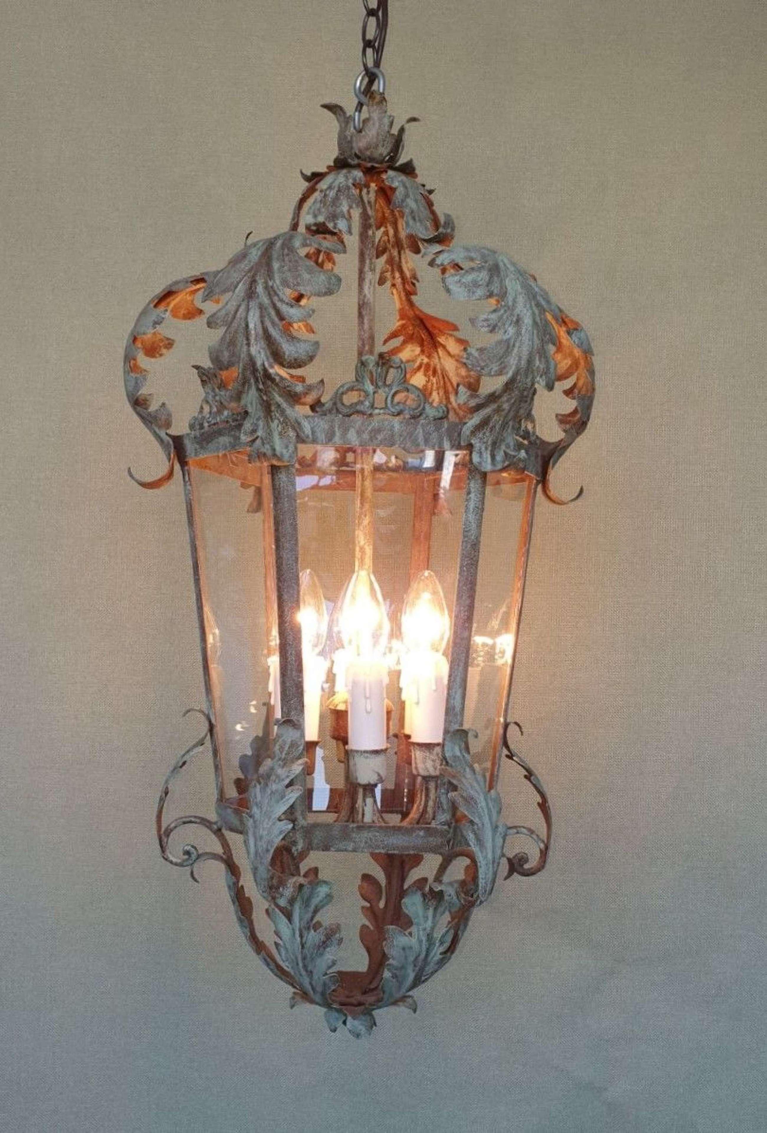 6 Light Arts & Crafts Lantern