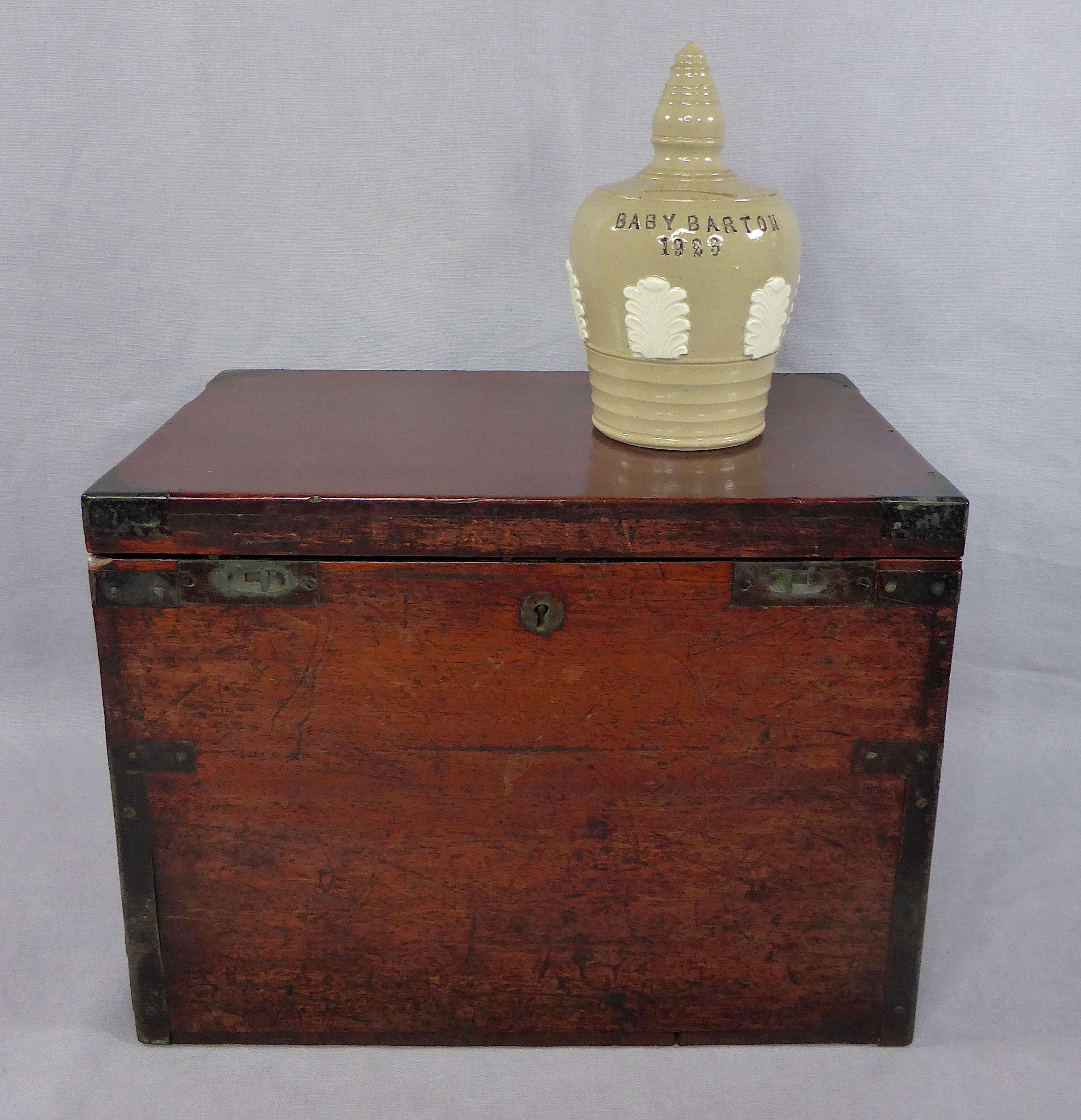 Baby Barton's Money Box