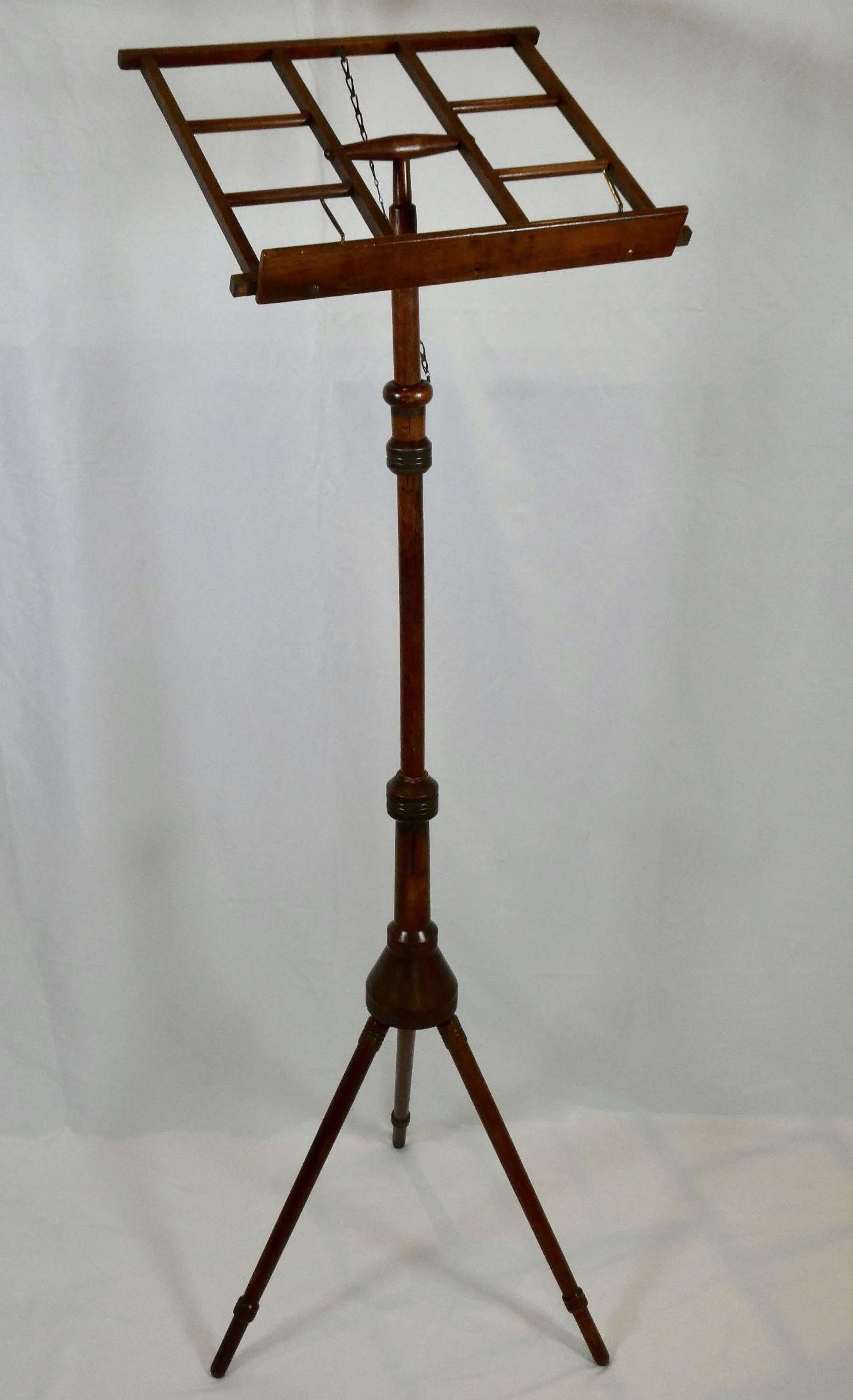 19th Century Campaign Music Stand