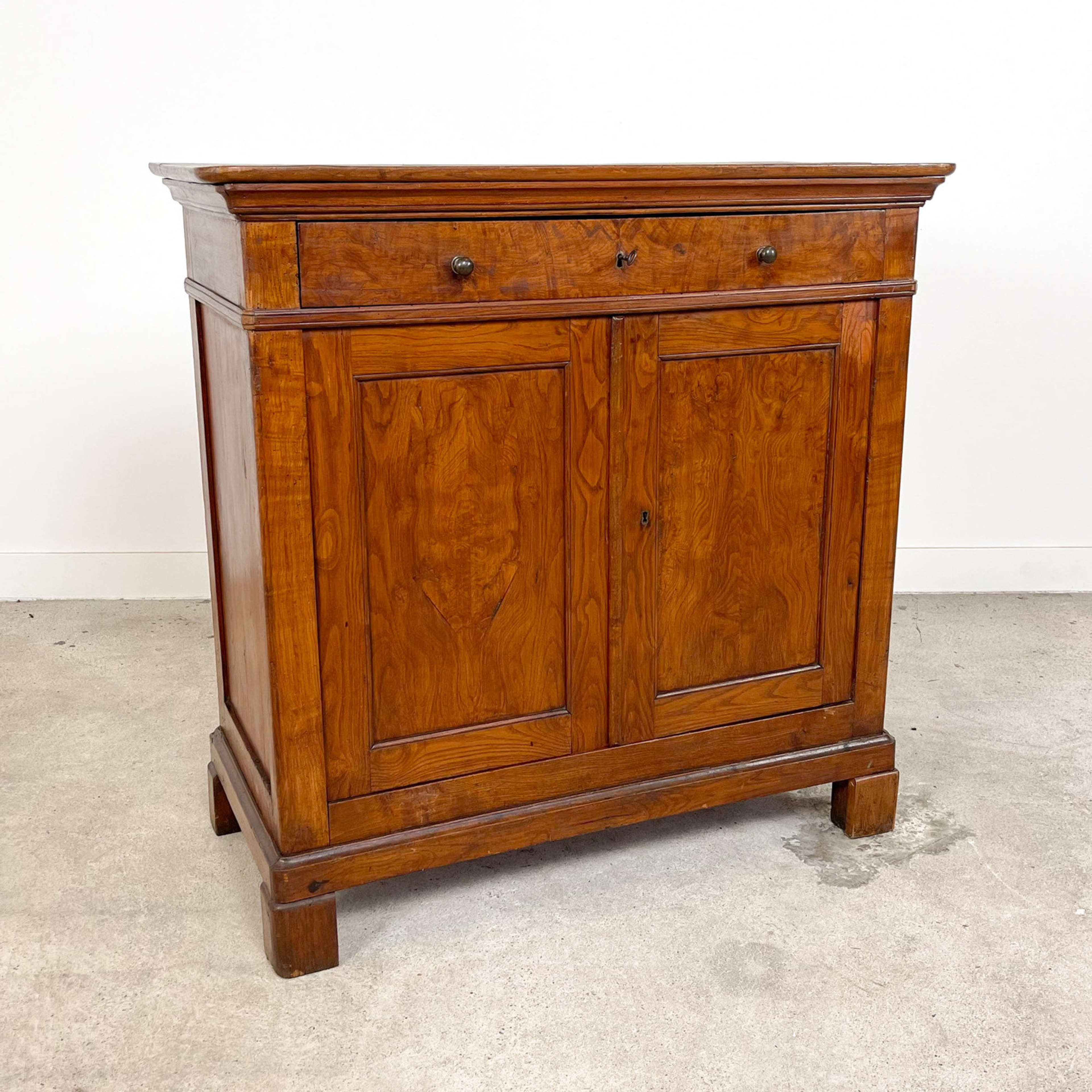 Ntique louis philippe sideboard