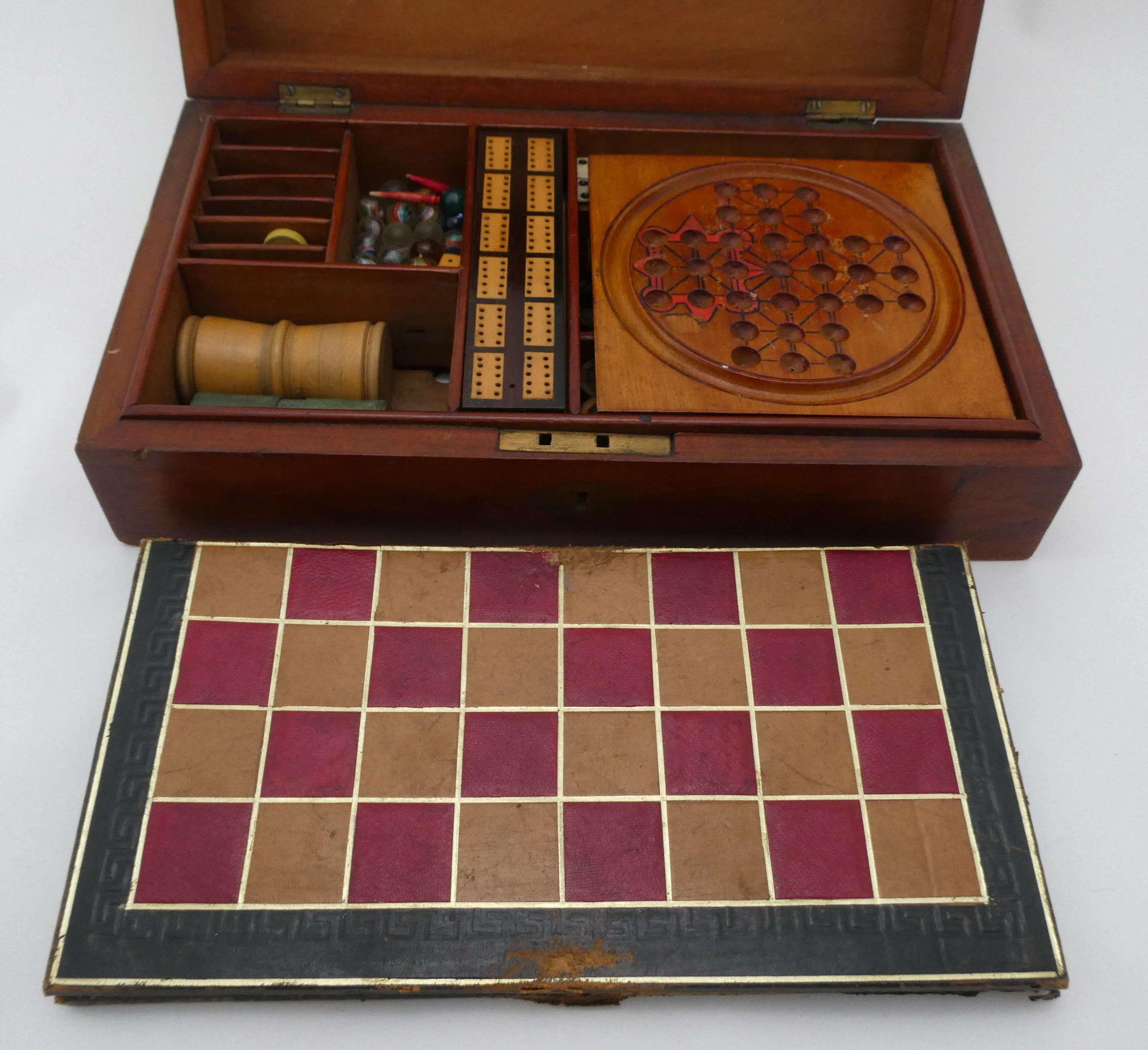 Victorian Games Box