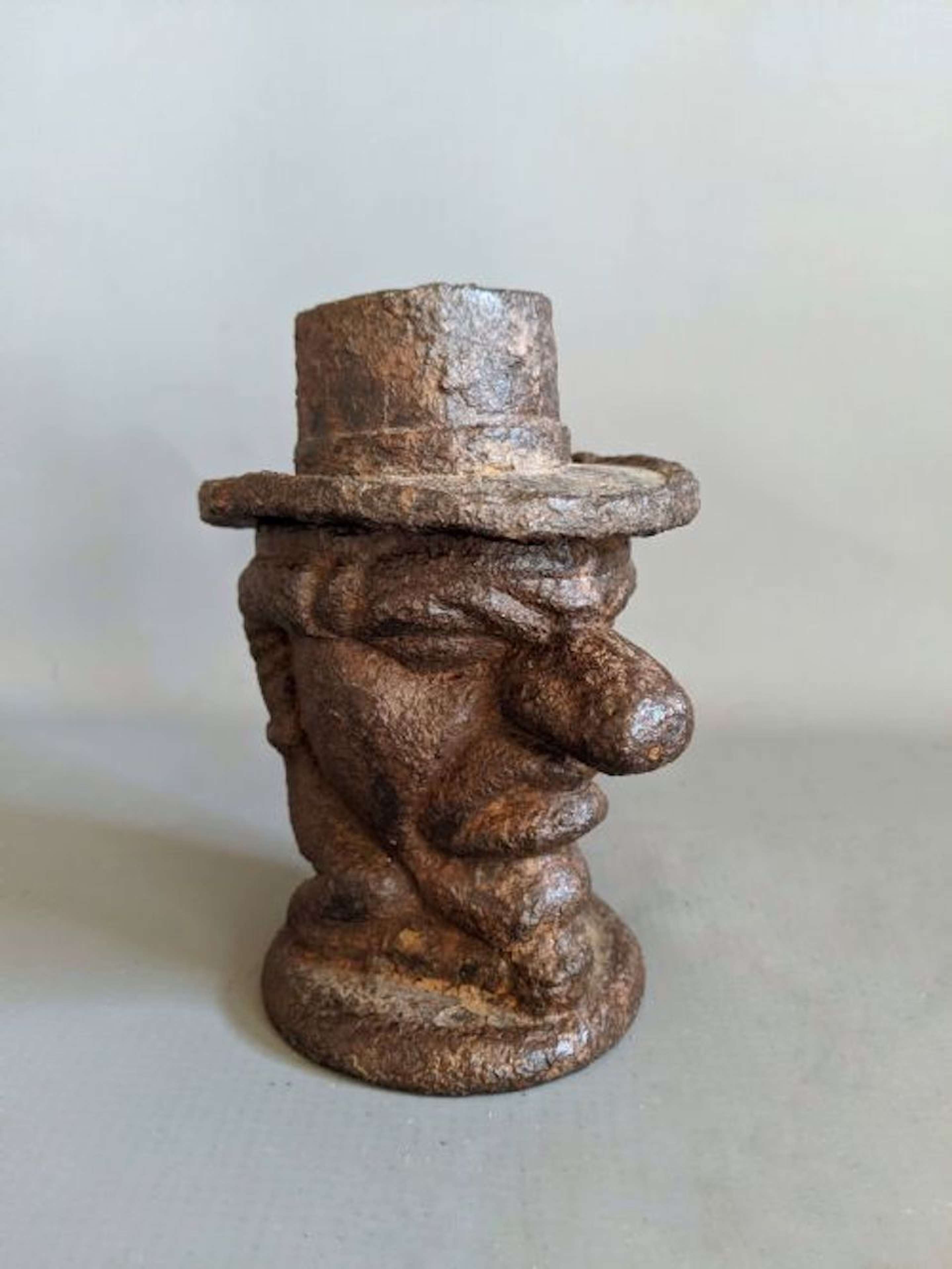 Late 19th Century Tobacco Container