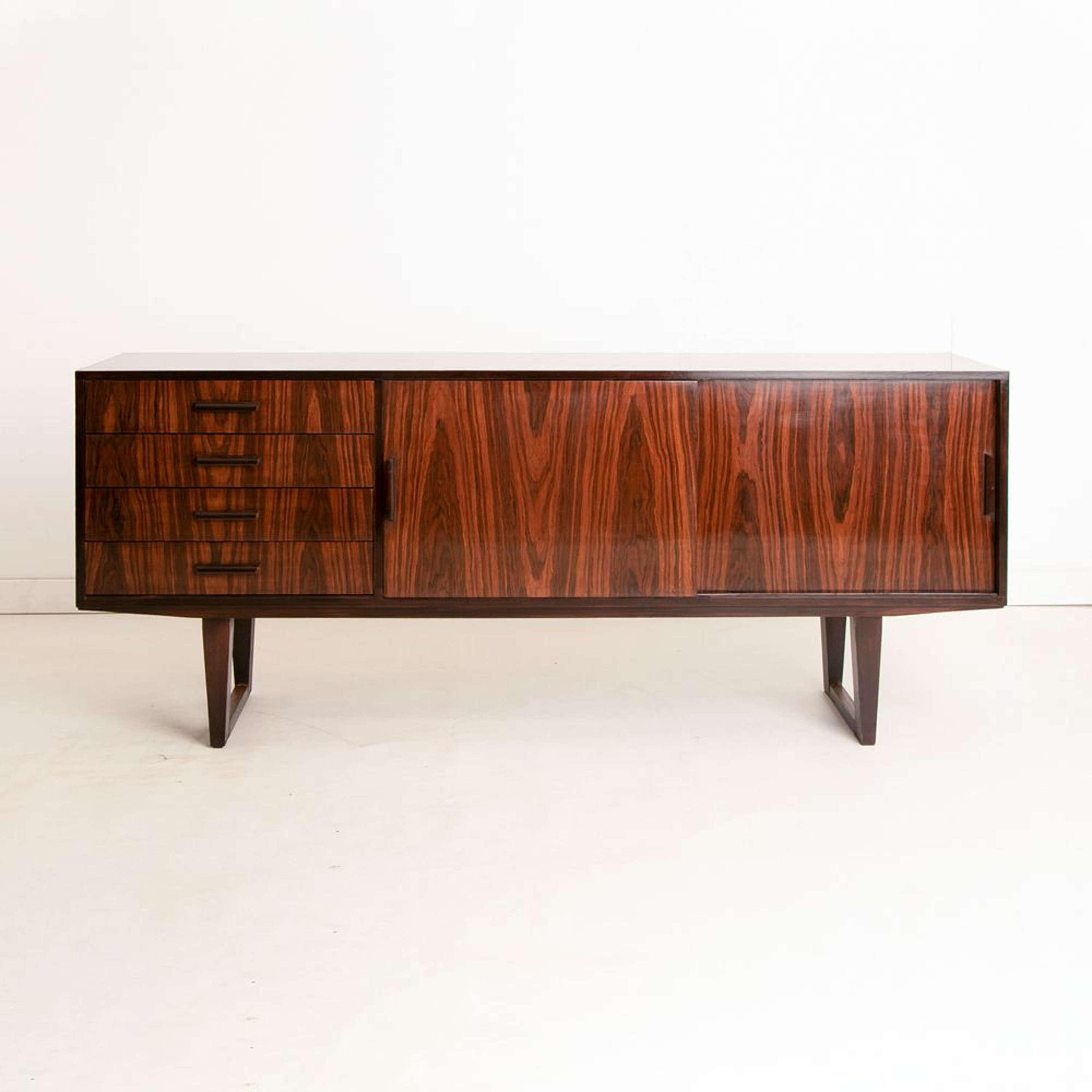 Danish Midcentury Rosewood Sideboard c.1968