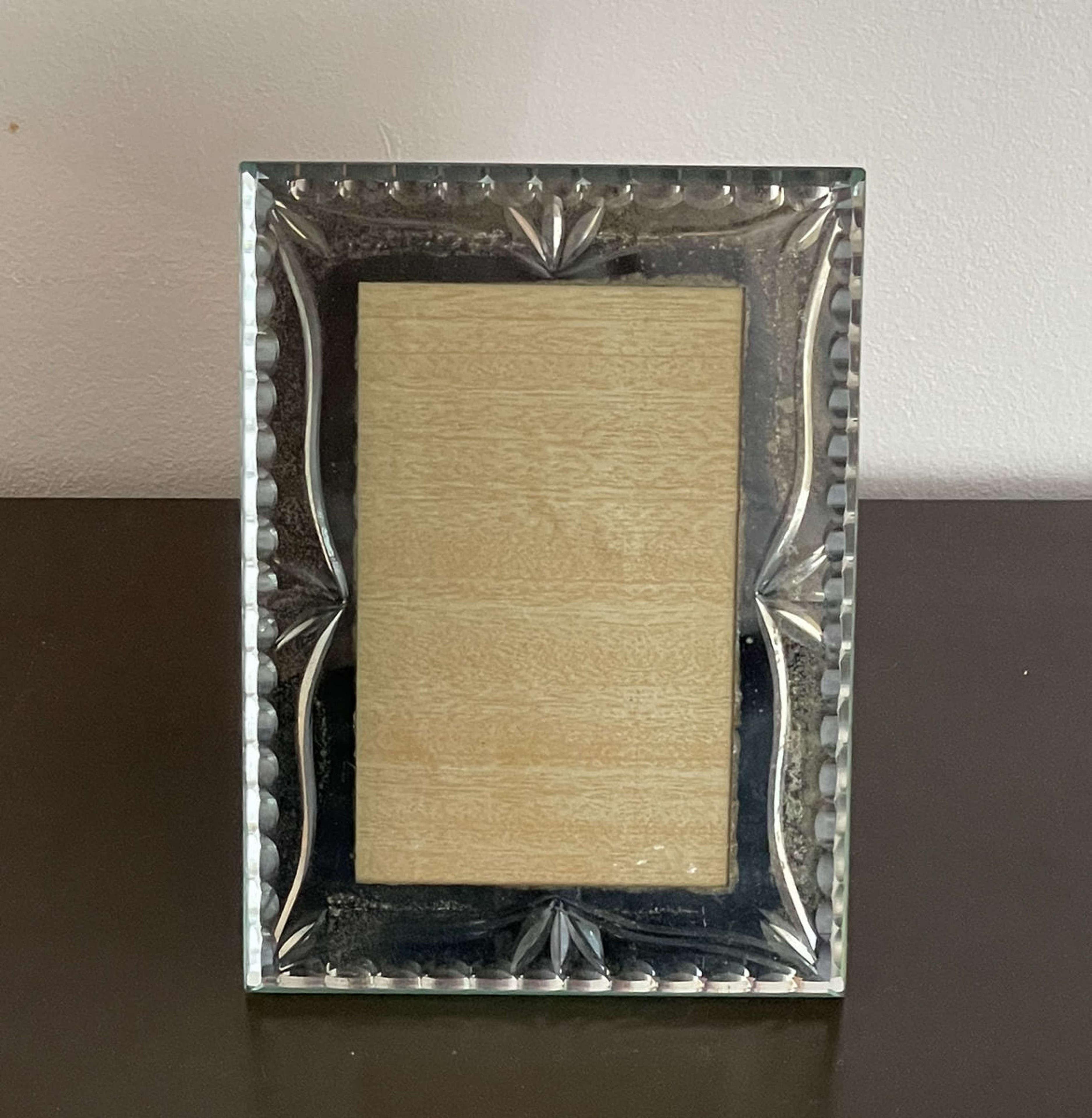 Small Art Deco Photo Frame